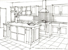 Cambridge kitchens and Bathrooms - by Interior Design
