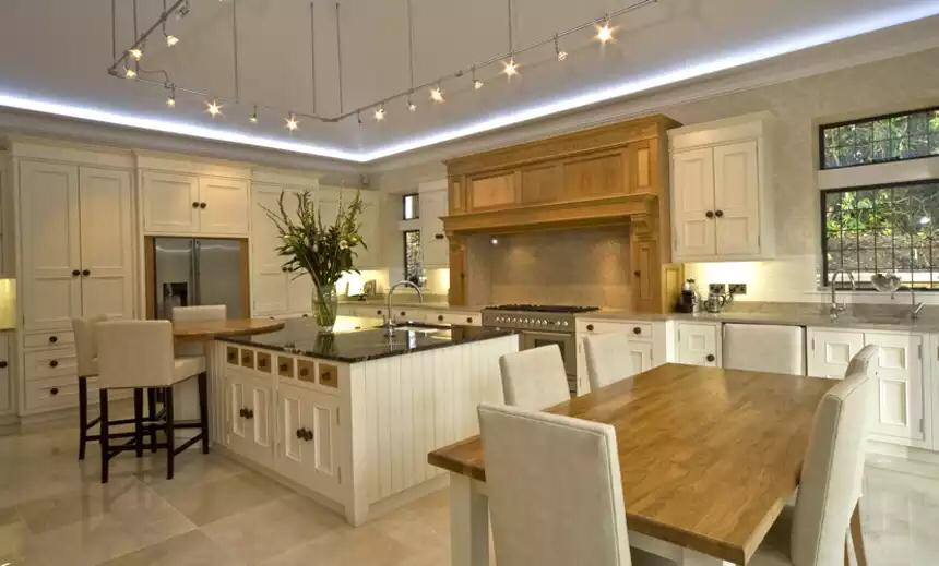 Cambridge kitchens and bathrooms by interior design - Images of kitchens ...